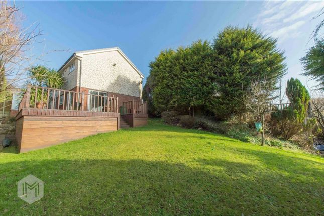 Thumbnail Detached house for sale in Lower Makinson Fold, Horwich, Bolton, Lancashire