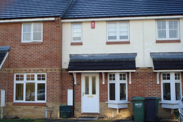 Thumbnail Terraced house to rent in Emet Lane, Emersons Green, Bristol