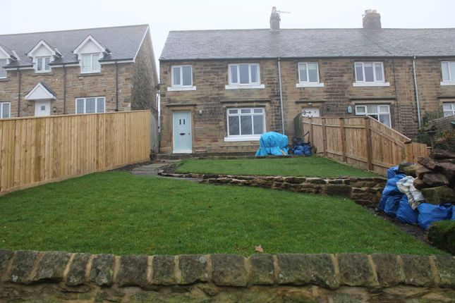Thumbnail Terraced house to rent in Low Farm Cottages, Ellington, Morpeth