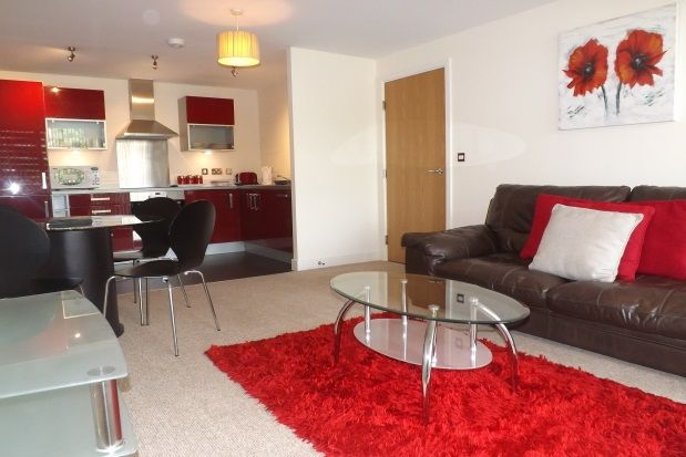 2 bed flat to rent in Vizion, Cmk