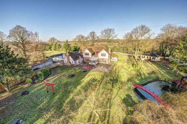 Thumbnail Property for sale in Bottom Lane, Seer Green, Beaconsfield