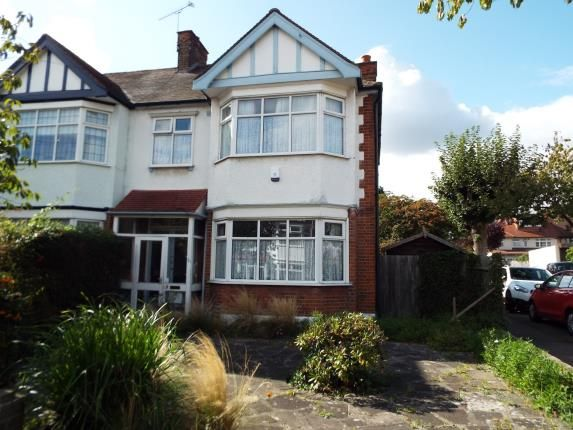 Thumbnail End terrace house for sale in Newbury Park, Ilford, Essex