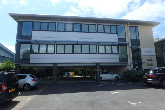 Thumbnail Commercial property to let in Ampress Lane, Lymington