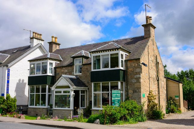 Thumbnail Hotel/guest house for sale in Craigellachie House Guest House, Carrbridge, Inverness-Shire