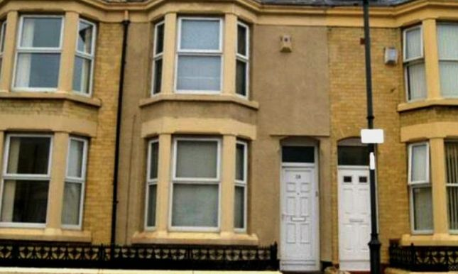 Thumbnail Shared accommodation to rent in Connaught Road, Liverpool