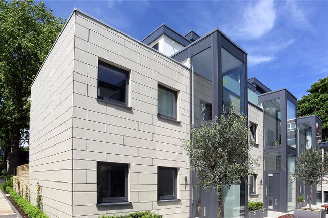 Thumbnail Terraced house for sale in The Furlong Collection, Wiblin Mews, Kentish Town, London
