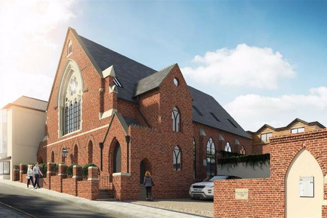 Thumbnail End terrace house for sale in Chapel Quarter, Lewes, East Sussex
