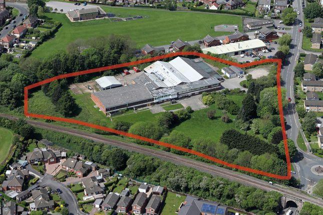 Thumbnail Light industrial for sale in Halfpenny Lane, Knaresbrough