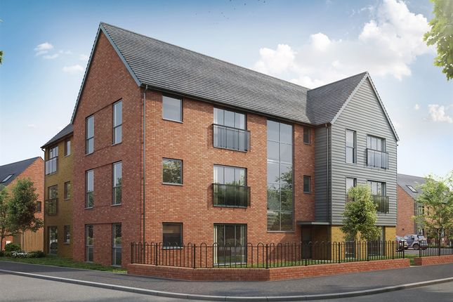 """Thumbnail Flat for sale in """"Apartments"""" at Derby Road, Lenton, Nottingham"""