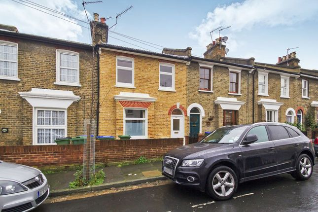 Front View of Calvert Road, Greenwich SE10