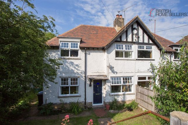 3 bed semi-detached house for sale in Stonehall Road, Lydden, Dover CT15