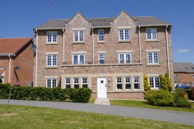 Thumbnail Flat to rent in Coneythorpe House, Angel Gardens, Knaresborough