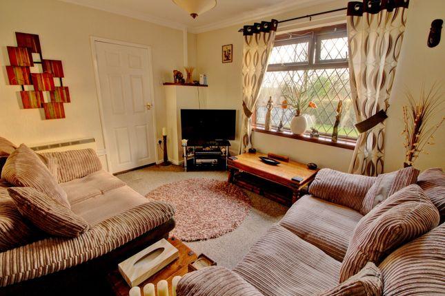 Lounge of Broad Oak Lane, Bury BL9