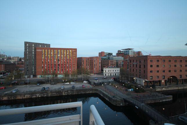 Balcony View of Royal Quay, Liverpool L3
