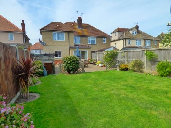 Thumbnail Semi-detached house for sale in Colchester, Essex