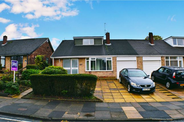 Thumbnail Semi-detached bungalow for sale in Mount Road, Alkrington, Middleton