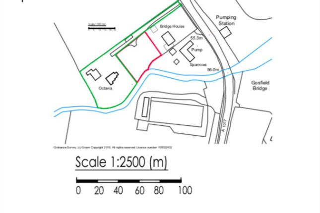 Thumbnail Land for sale in The Street, Gosfield, Essex