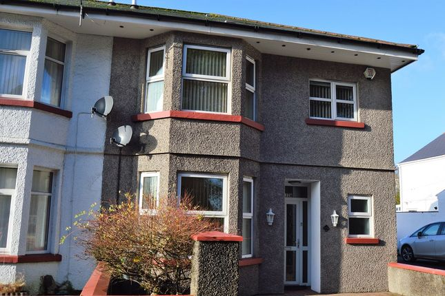 Thumbnail Semi-detached house for sale in Allensbank Road, Heath, Cardiff