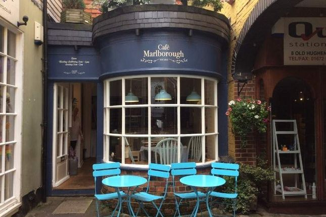 Thumbnail Restaurant/cafe to let in 5 Old Hughenden Yard, Marlborough