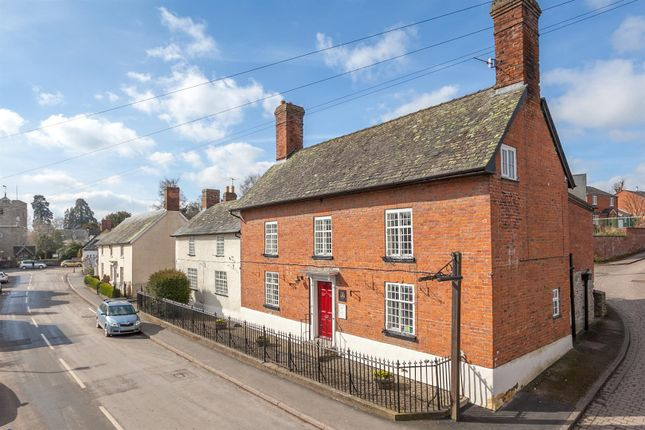 Thumbnail Detached house for sale in Church Street, Bishops Castle