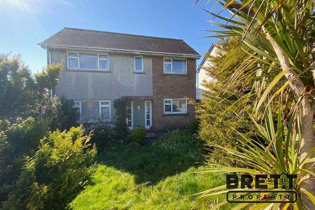 Thumbnail Detached house for sale in Lady Park, Tenby, Pembrokeshire.