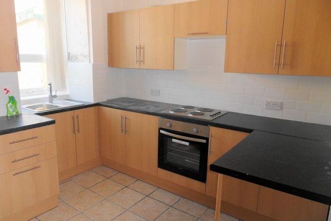 Kitchen of Newport Street, Nelson, Lancashire. BB9
