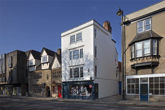 Thumbnail End terrace house for sale in St. Aldates, Oxford