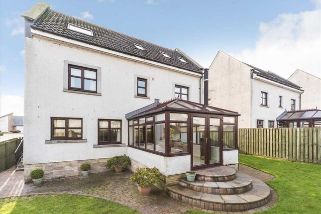 Thumbnail Detached house for sale in Station Gate, Glassford, Strathaven