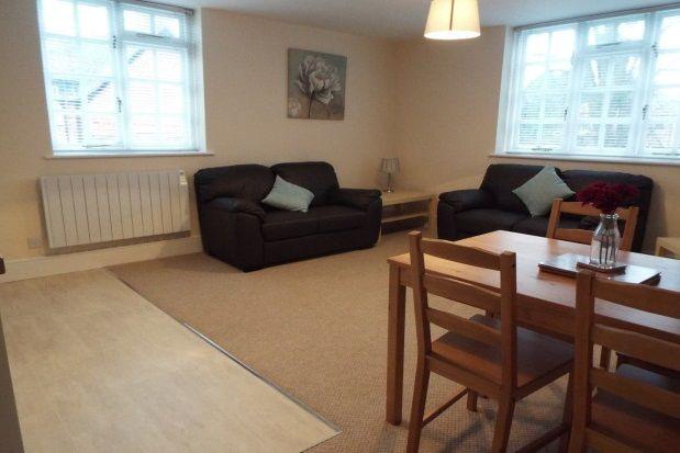 Thumbnail Flat to rent in Empress Road, Lyndhurst