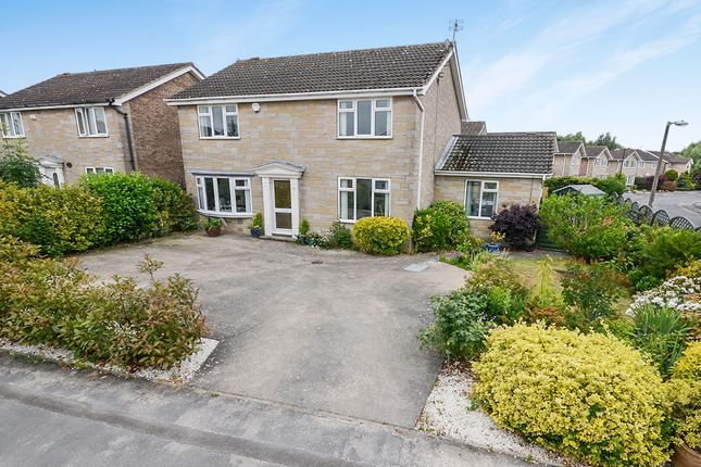 Thumbnail Detached house for sale in Eastfield Avenue, Haxby, York