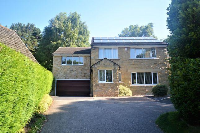Thumbnail Detached house for sale in Rowley Lane, Fenay Bridge, Huddersfield