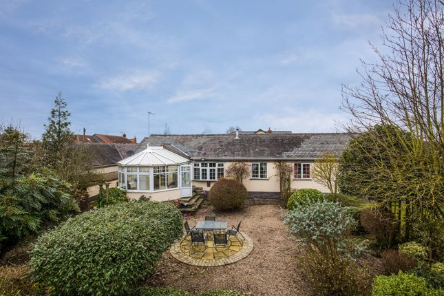 Thumbnail Terraced bungalow for sale in Wilford Road, Ruddington, Nottingham
