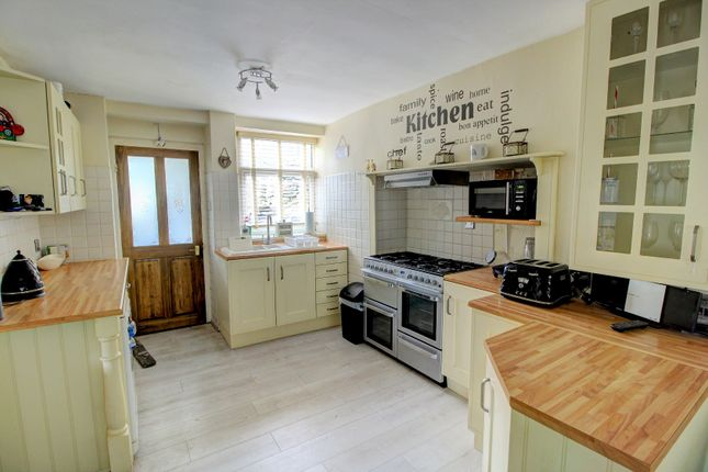 Kitchen of 58, Leek Road, Buxton SK17