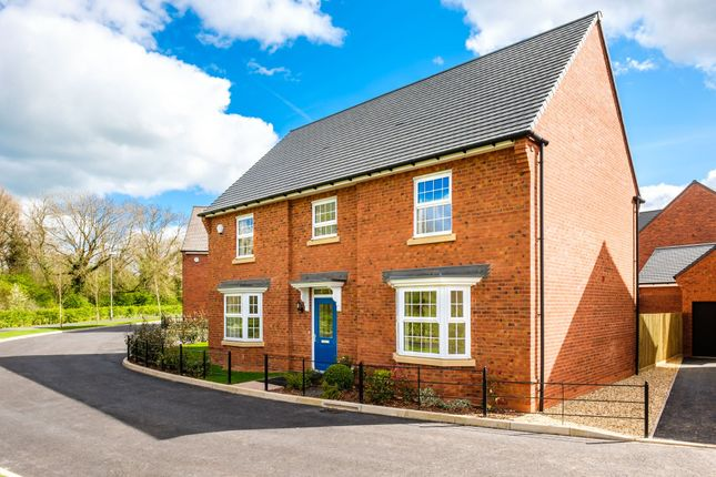 """Thumbnail Detached house for sale in """"Somerford"""" at Wedgwood Drive, Barlaston, Stoke-On-Trent"""