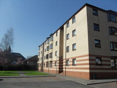Thumbnail Flat to rent in 10 Leyden Court, Maryhill, Glasgow