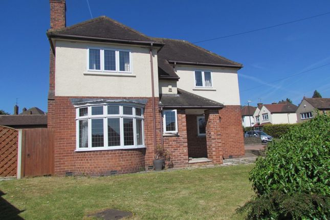 Thumbnail Detached house for sale in Somersall Park Road, Somersall, Chesterfield