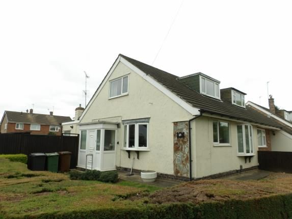 Thumbnail Bungalow for sale in Ivydale Road, Thurmaston, Leicester, Leicestershire