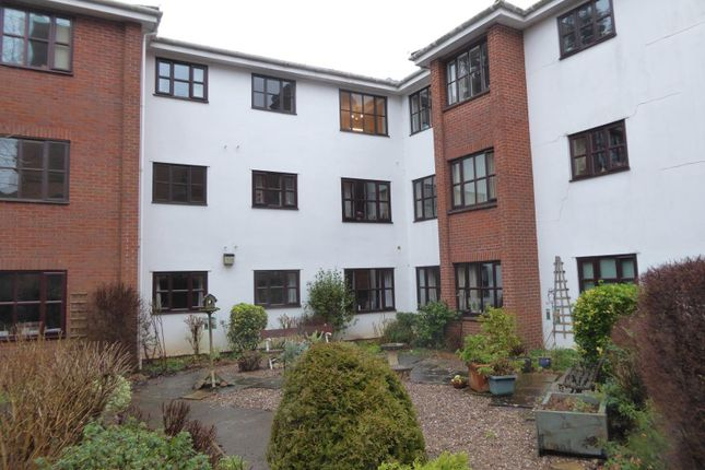 Thumbnail Block of flats to rent in Clay Lane, Uffculme, Cullompton