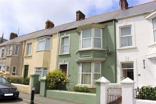 3 bed terraced house for sale in Great North Road, Milford Haven SA73