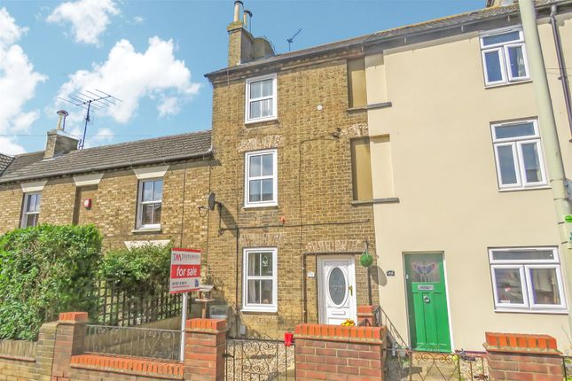 Thumbnail Terraced house for sale in Hitchin Street, Biggleswade
