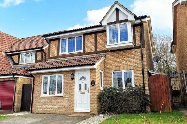 Thumbnail Detached house for sale in Whitestones, Hatch Warren, Basingstoke