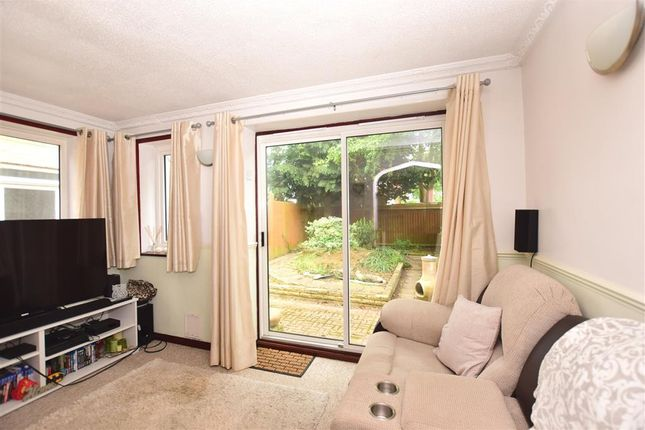 Thumbnail End terrace house for sale in Bicknor Road, Park Wood, Maidstone, Kent
