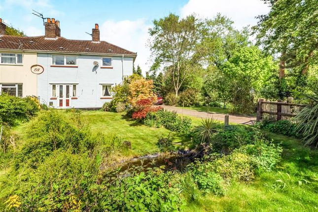 Thumbnail Semi-detached house for sale in Cantley Lane, Cringleford, Norwich