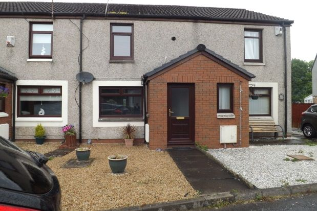 Thumbnail Terraced house to rent in Peockland Gardens, Johnstone