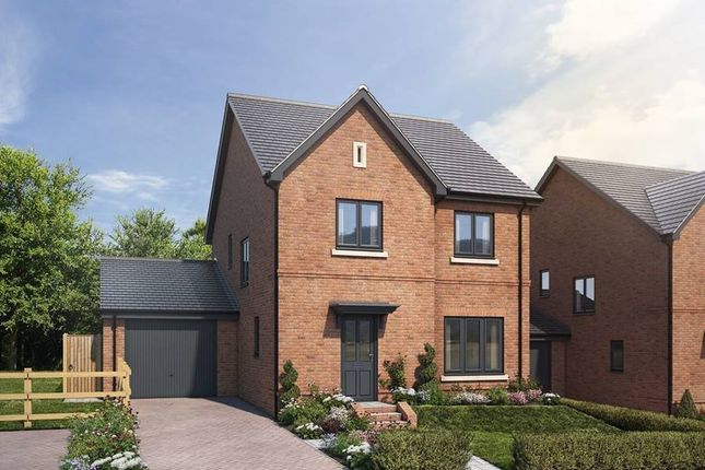 """Thumbnail Detached house for sale in """"The Larfield"""" at Sandy Lane, Bracknell"""