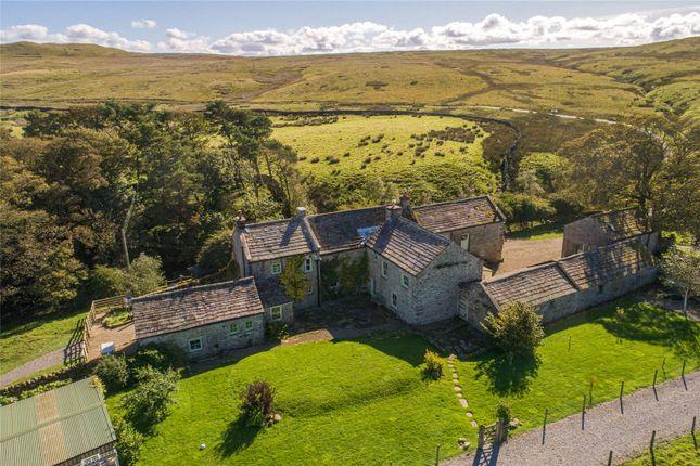 Thumbnail Detached house for sale in Baldersdale, Barnard Castle, County Durham