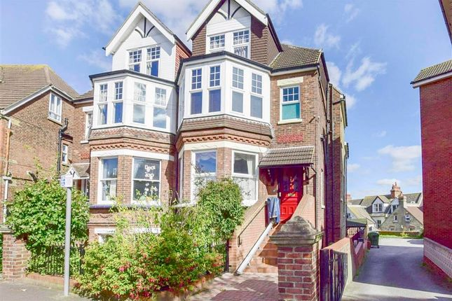 Thumbnail Semi-detached house for sale in Wiltie Gardens, Folkestone, Kent