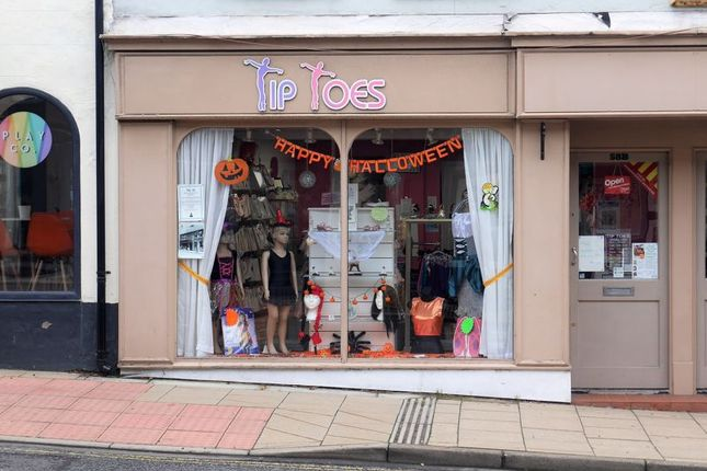 Thumbnail Retail premises for sale in Tip Toes, 58B Newgate Street, Morpeth