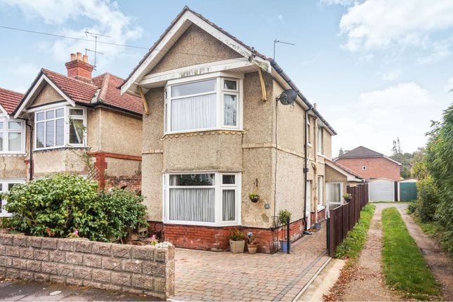 Thumbnail Detached house for sale in Roselands Gardens, Highfield, Southampton