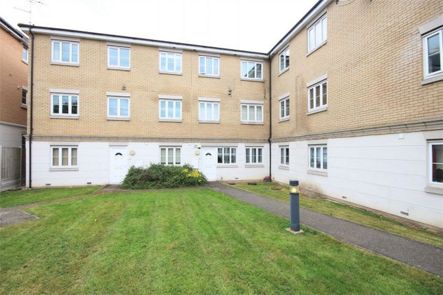 Thumbnail Flat for sale in Timber Yard, Station Approach, Braintree, Essex